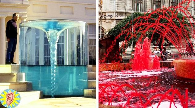 Dünyadaki En Güzel 10 Süs Havuzu