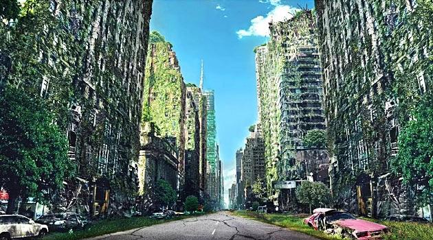 Dünyanın En Büyük Terk Edilmiş Hayalet Şehri